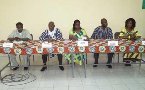 Ministère de la promotion de la femme et du genre: les femmes des cascades reçoivent des technologies de transformation des produits