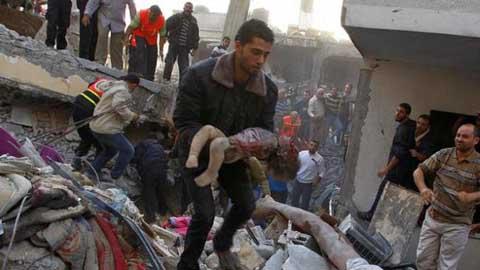 Bande de Gaza: les syndicats burkinabè condamnent le massacre des peuples palestiniens et dénoncent le «silence complice de l'Onu»