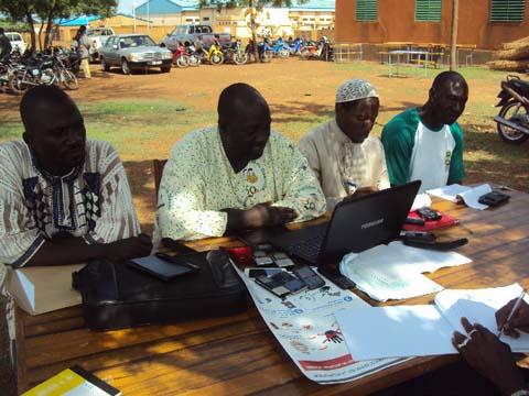 Contribution à la lutte contre la fièvre hémorragique Ebola: une coalition nationale voit le jour à Ouahigouya