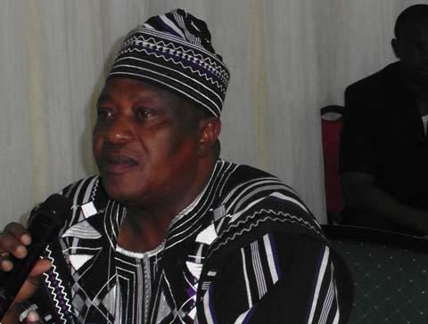 Chantier du MCA sur l'axe Sabou-Koudougou-Didyr: langage de vérité sur les raisons d'un retard