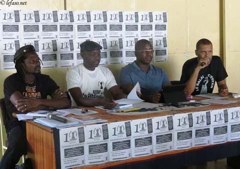 Mouvement Balai citoyen: un an d'actions au service de la citoyenneté