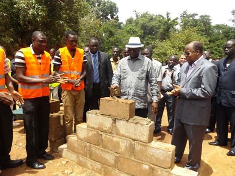 Premier ministère: un nouvel immeuble pour répondre à un manque