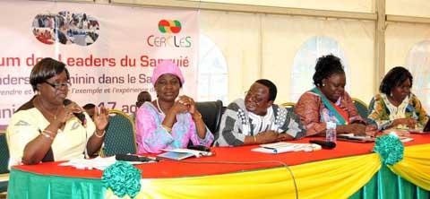 Forum des leaders du Sanguié (3e édition): «Que le flambeau du Sanguié s'élève un peu plus haut chaque jour»