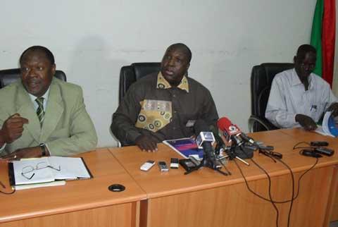 Marche-meeting du 23 août:  l'opposition a enfin  l'accord de la mairie