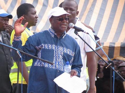 Marche-meeting de l'Opposition: «L'opposition politique burkinabè a cartonné», dixit Ablassé Ouédraogo