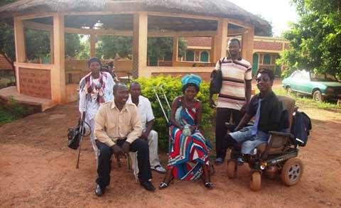 Lutte contre le VIH/SIDA: les personnes handicapées en croisade contre la pandémie