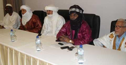 Reprise le 1er septembre des négociations inter-maliennes à Alger: Les mouvements de l'Azawad harmonisent leurs positions à Ouaga