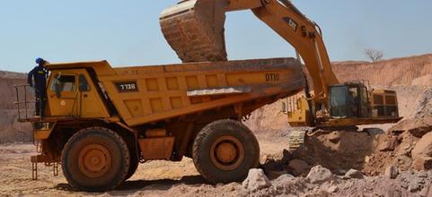 Dynamitage dans une carrière de  granit: Panique et interrogations à Ouagadougou