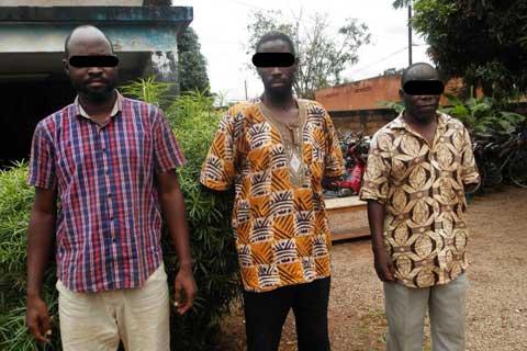 Bobo-Dioulasso: trois vendeurs illicites de parcelles dans les locaux de la gendarmerie