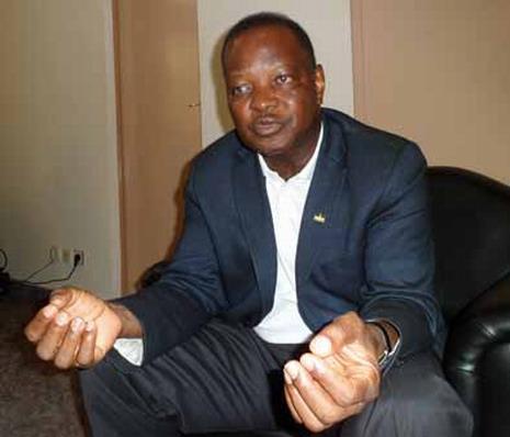 Bédouma Alain YODA, président du Groupe parlementaire du CDP «Il y a un temps pour les négociations et un temps pour les décisions»