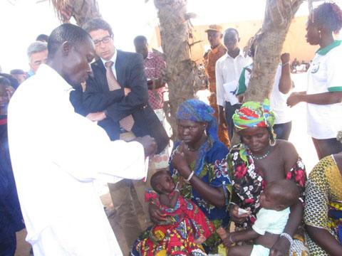 Malnutrition au Burkina: Renforcer la coopération tripartite pour réduire la mortalité infantile