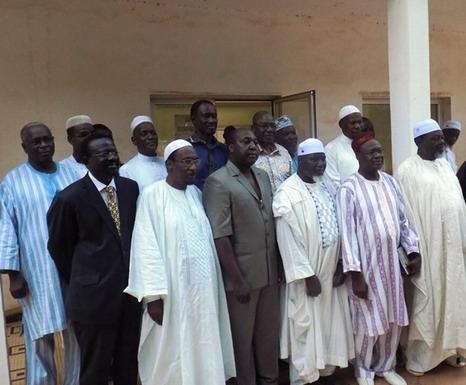 Zéphirin Diabré à la communauté musulmane: «Notre souhait est que le camp d'en face respecte la constitution»