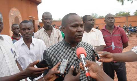 Cadre de réflexion et d'action citoyennes: Alphonse Tougouma est président pour trois ans