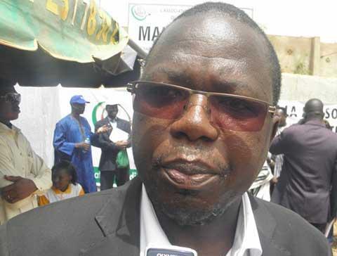 Bienvenue Bakyono, coordonnateur de l'Université d'été MPP du Sanguié: «En 2015, notre parti deviendra la première force politique dans la zone, si ce n'est pas déjà le cas»