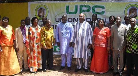 MPP –UPC: Vers un renforcement de la collaboration, sans démarcation idéologique