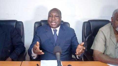 Djibo: le Chef de file de l'Opposition exige la libération des personnes arrêtées lors des manifestations