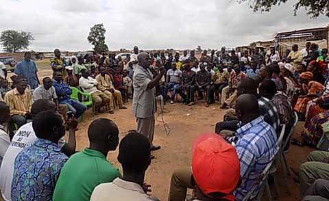 Grogne à Yagma: «L'administration doit avoir une écoute avec les populations», dixit Simon Compaoré