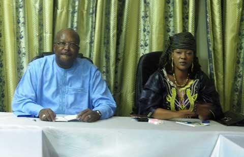 Dialogue politique: Le MPP et le PDC pour un cadre formel de travail