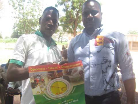 AJIR: Le comité de base de Bissiga installé