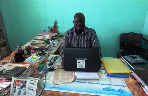 Rentrée scolaire 2014: le Centre de formation technique et professionnelle de Rimkièta ouvre ses portes à Ouagadougou