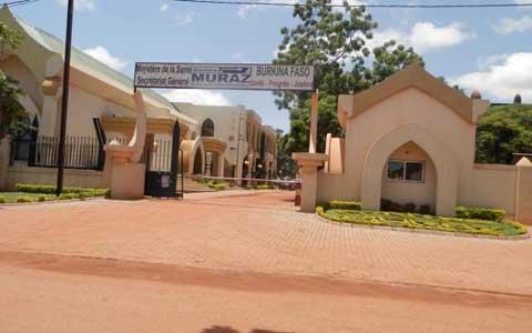 Ebola: le cinquième prélèvement au Burkina Faso est négatif