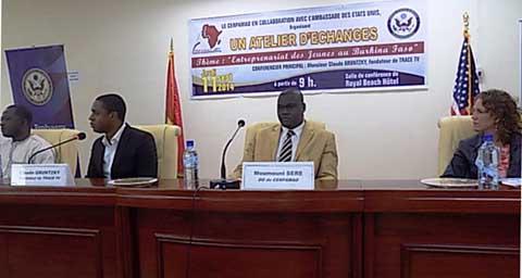 Entreprenariat des jeunes: «Marque d'un développement durable»