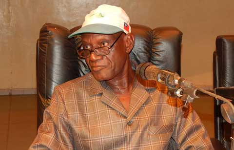 Le Pr Laurent Bado clarifie son opinion a propos des hommes forts et des institutions fortes