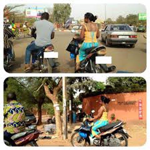 Le  Plateau du week-end …: Que ferez-vous si votre partenaire donne la moto que vous lui avez offerte le jour de son anniversaire à quelqu'un d'autre?