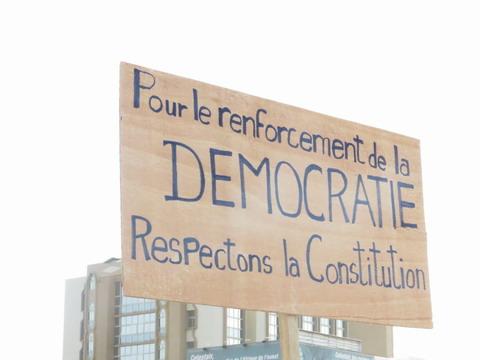 Le Caucus des citoyens Burkinabè de l'Amérique pour la Nation.
