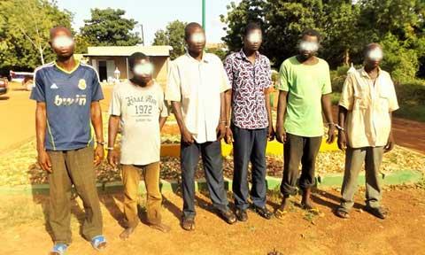 Démantèlement d'un réseau de délinquants: Ils volaient même à la morgue de Yalgado Ouédraogo