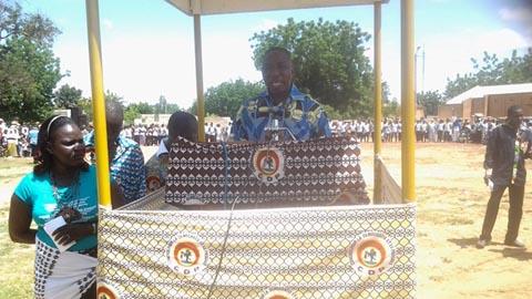 CDP / Centre-sud: un meeting pour appeler au referendum et  soutenir Blaise Compaoré