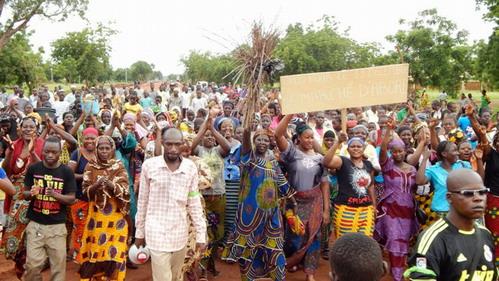 Dédougou: «Sans marché, pas de 11 décembre», menacent les commerçants