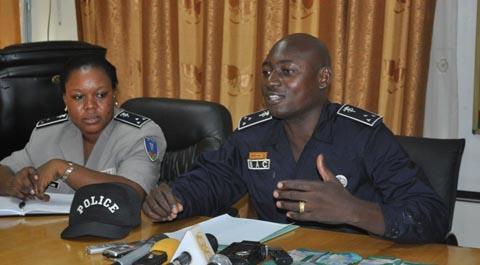 Faux billets de banque: la Police interpelle deux personnes et appelle la population à la vigilance