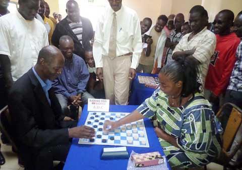Championnat national de Jeu de Dames: Qui succèdera à Dasmané Ouédraogo?