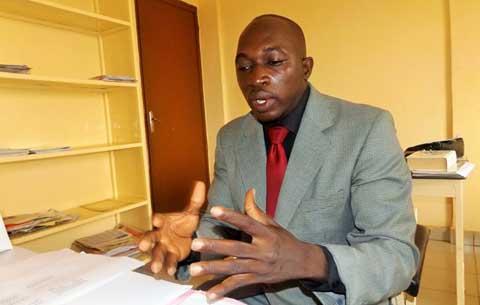 Bemahoun Honko Roger Judicaël, auteur du sondage sur le baromètre de confiance politique: «Nous avons reçu des appels nous disant de faire attention!»