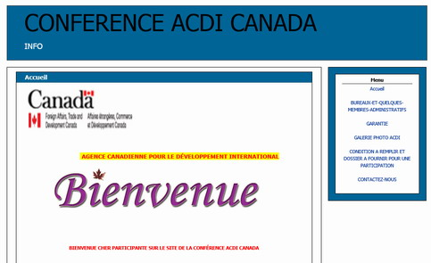 Cyber rencontres Canada