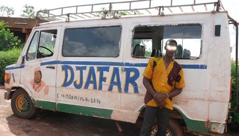 Bobo-Dioulasso: Le 9 ème cambrioleur des boutiques et stations d'essence aux arrêts