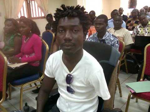 Soumaïla Traoré: «J'ai décidé de vivre sans mendier»
