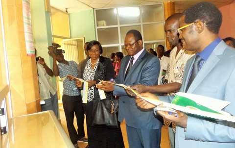 Guichet d'accueil au Ministère de la fonction publique: Briser les barrières du déficit d'information