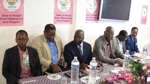 Diaspora: Le MPP officiellement installé en France