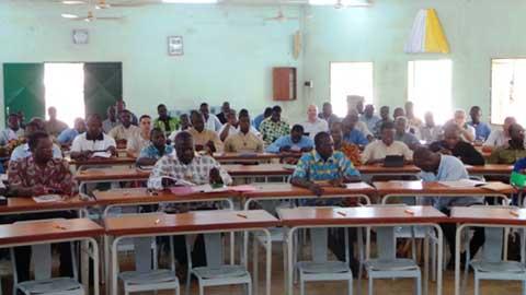 Archidiocèse de Ouagadougou: les prêtres effectuent leur rentrée 2014/2015