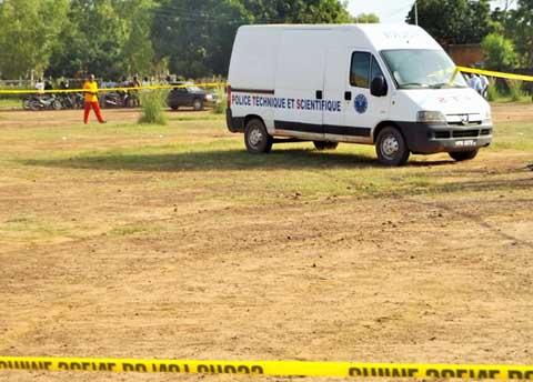 Braquage à la SONAPOST de Saaba: Un mort et un policier grièvement blessé