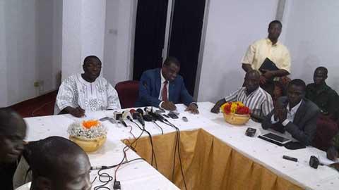 Dialogue politique national: «Le scénario catastrophe serait que nous soyons oublieux de notre histoire», Me Hermann Yaméogo, co-président du Front républicain