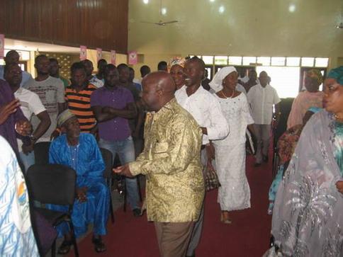 Diaspora: Le MPP s'installe au Ghana