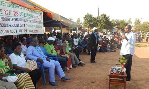 Sous-section UPC de l'Arrondissement 5 de Ouaga: Des journées du militant sur fond d'activités diverses