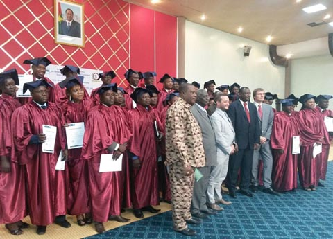 Partenariat Université de Ouagadougou-Université Lyon 3: 40 diplomés pour les Affaires internationales