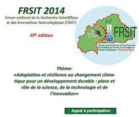 Report de la 11ème  Edition du FRSIT