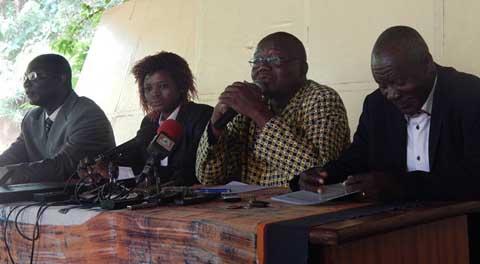 Dialogue majorité-opposition: Une offre empreinte de scepticisme, selon le Front de résistance citoyenne (FRC)
