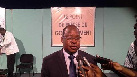 Point de presse du gouvernement  du 2 octobre: l'amélioration du cadre de vie des populations  et leur sécurité au menu