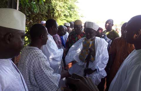 Tabaski à Bobo: Les musulmans ont prié pour la paix et l'entente entre les religions